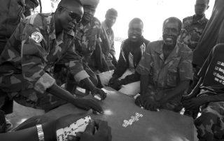 Minefields South Sudan (c) Bart Coolen