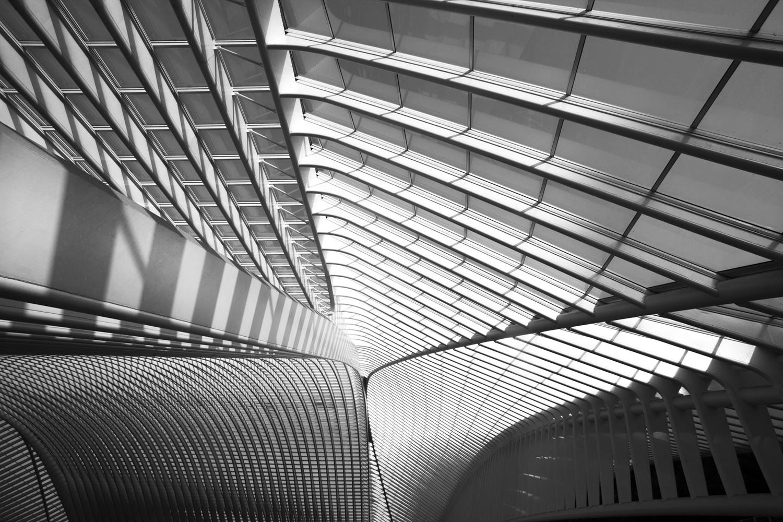luik belgium architecture station railway, (c) Bart Coolen