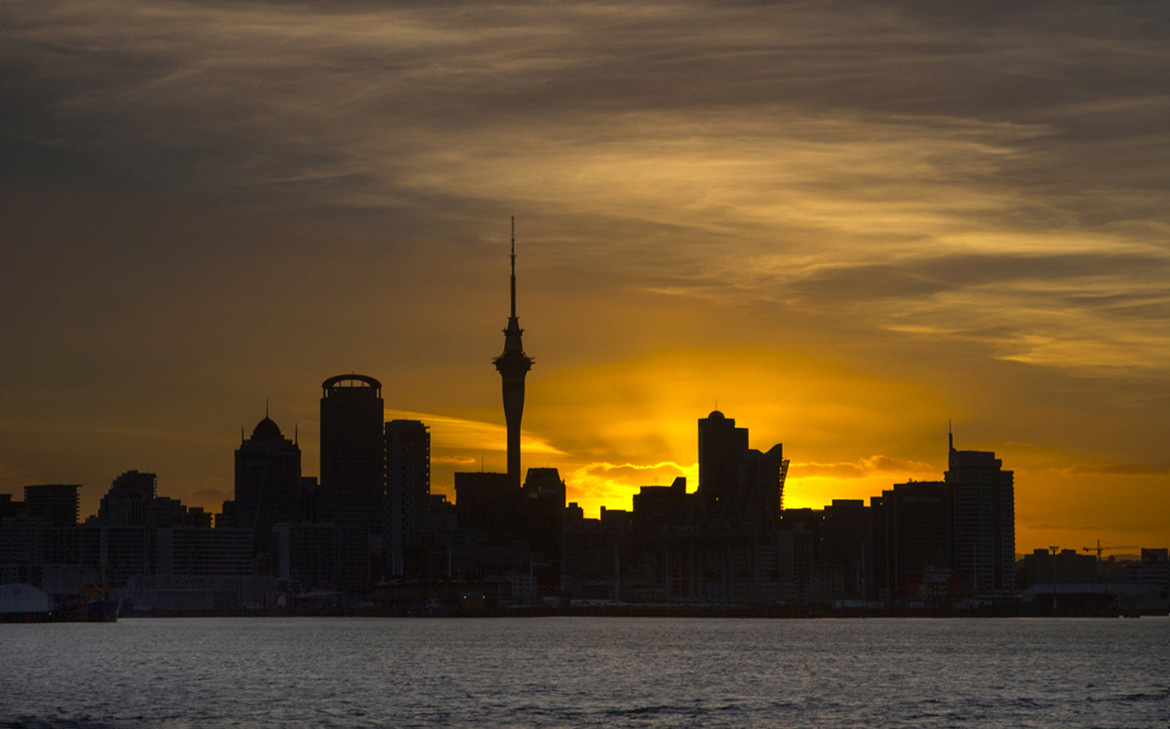 Skyland of Auckland, New Zealand (c) Bart Coolen