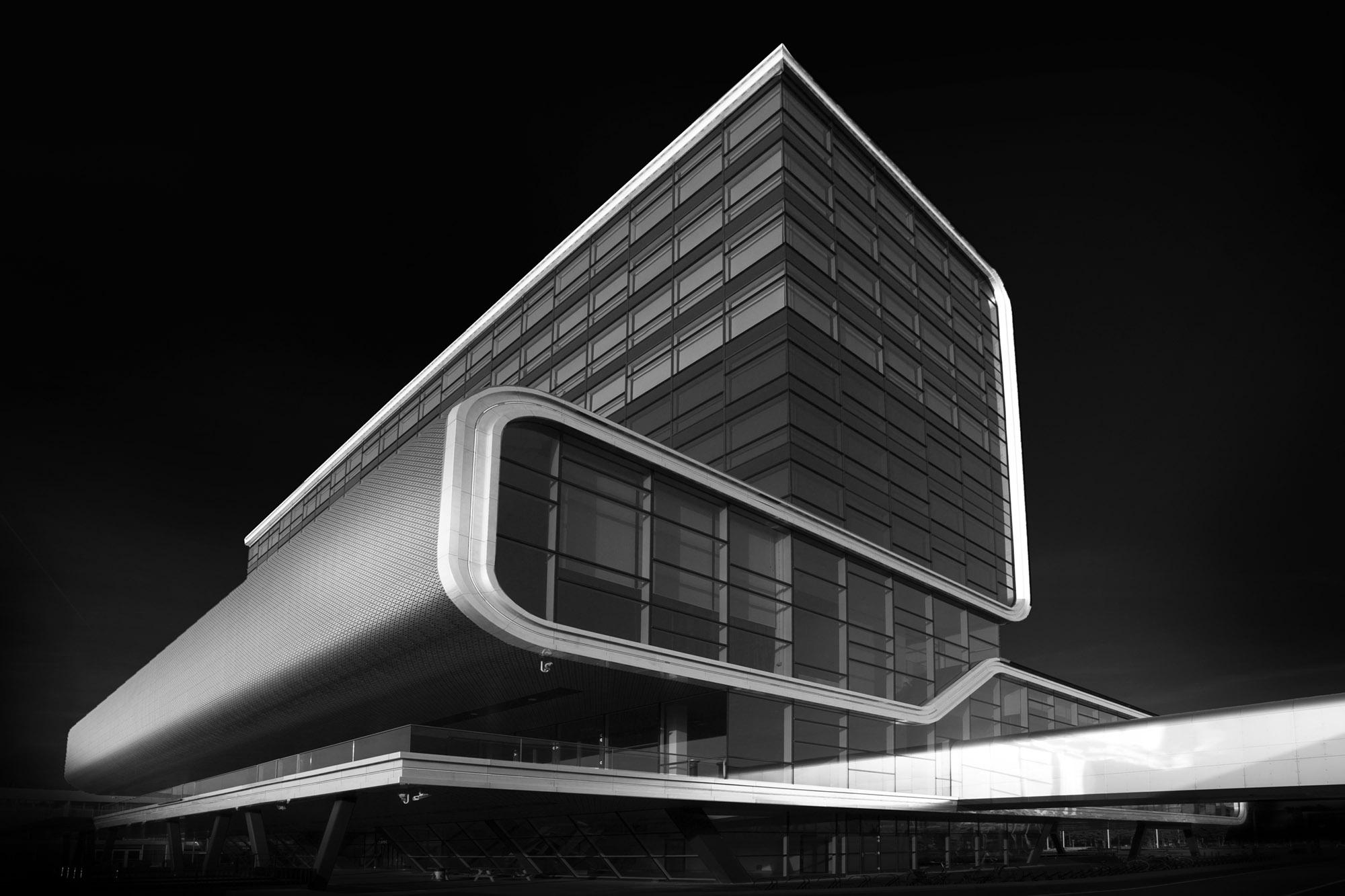 Architecture - Amsterdam, Rai Building Conference Centre (c) Bart Coolen
