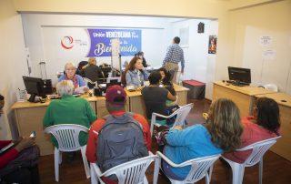 refugee and migration crisis venezuela (c) Bart Coolen