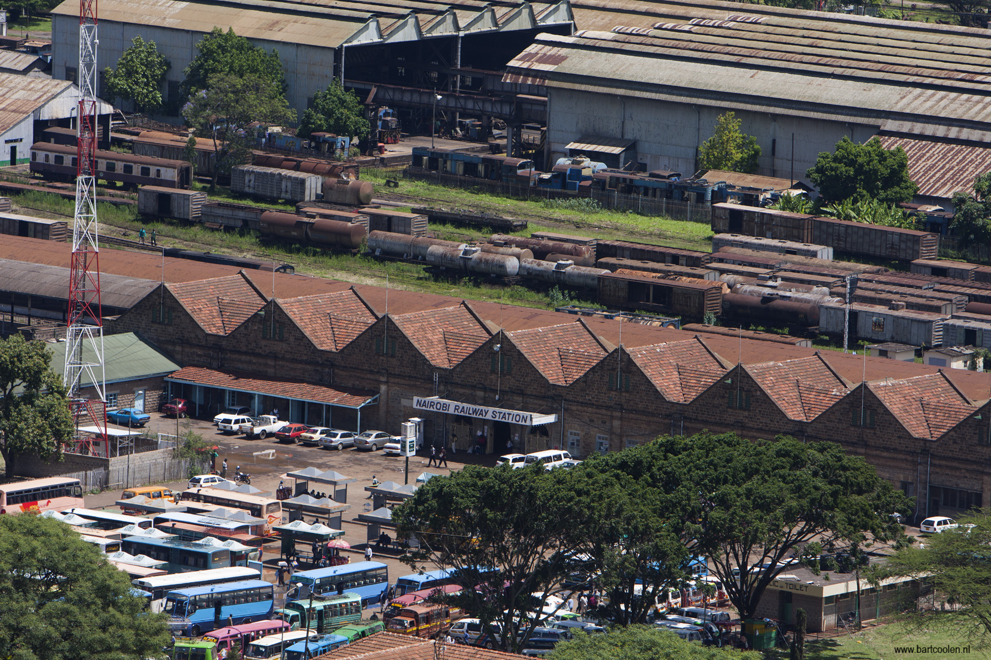 Nairobi-Railway-Station (c) Bart Coolen