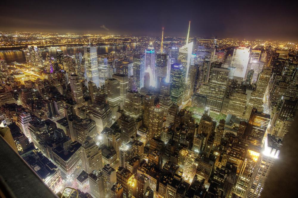 New York Skyline (c) Bart Coolen