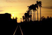 railroad from yogjakarta to jakarta indonesia (c) Bart Coolen