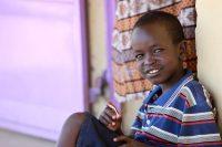 Boy form Turkana, Kenya (c) Bart Coolen