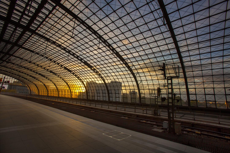 Hauptbahnhof Berlin (c) Bart Coolen