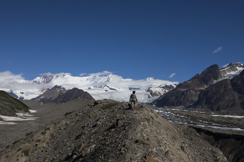 Mighty Mountains of Alaska (Wrangell & St. Elias Wilderness) (c) Bart Coolen 2018