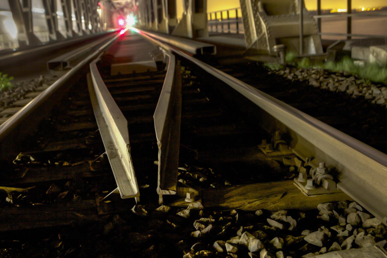 Spoorbrug Moerdijk Hollands Diep, Maas, Goederenvervoer, spoorlijn (c) Bart Coolen