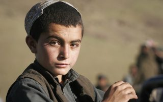 A boy near the city of Chenartu, province Uruzgan Afghanistan (c) Bart Coolen