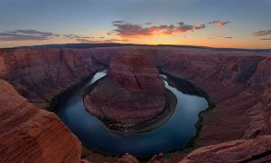 Horse Shoe Bend - Page